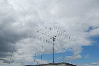 the new OB11-5 and div. GP and wire antennas...