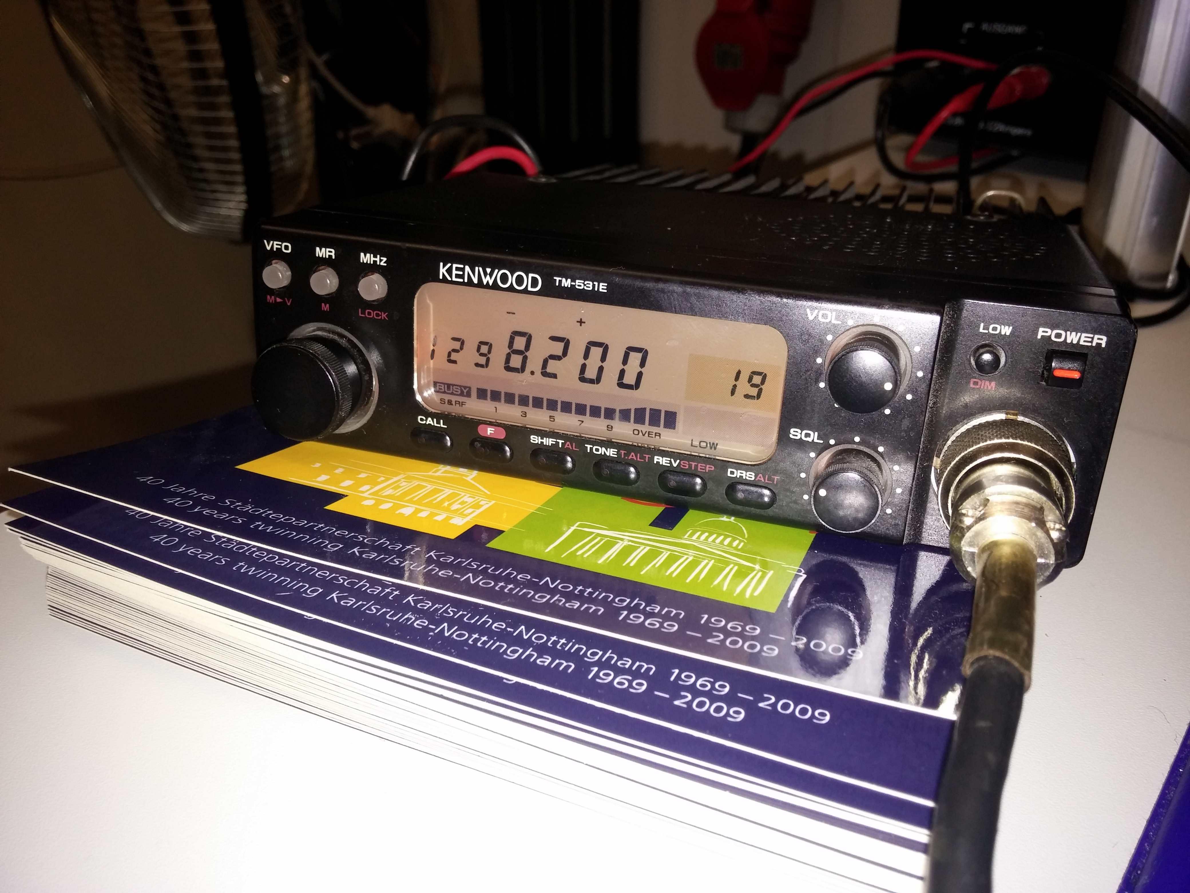 DR2W | DM0WM – 23cm Repeater